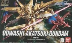 Orb-01 Oowashi Akatsuki Gundam