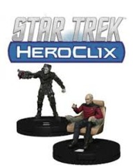 Heroclix Star Trek Away Team To Boldly Go Gravity Feed Pack