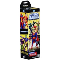 DC HeroClix: Justice League Unlimited Booster