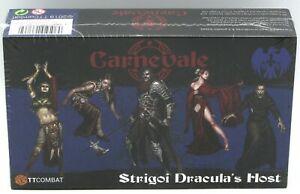Carnevale Strigoi Draculas Host