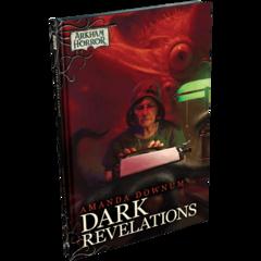 Amanda Downum's Dark Revelations