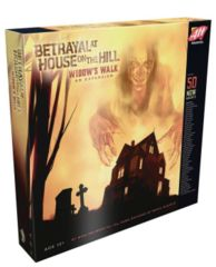 Betrayal at House on the Hill Widow's Walk Expansion