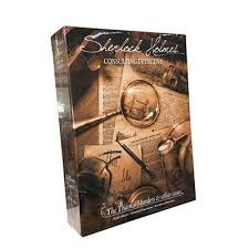 Sherlock Holmes: Consulting Detective The Thames Murders & Other Cases