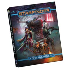 Starfinder Core Rulebook Pocket Edition