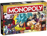 Monopoly DragonBall Super Version