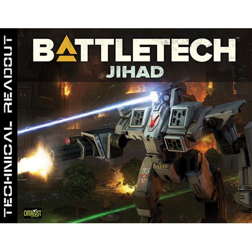 Battletech Jihad Technical Readout