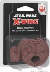 Star Wars X-Wing 2nd Edition Rebel Alliance Maneuver Dial Upgrade Kit