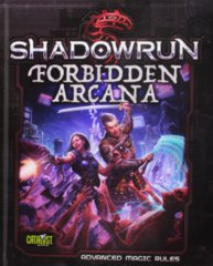 Shadowrun: Forbidden Arcana
