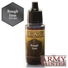 Army Painter Warpaints Rough Iron
