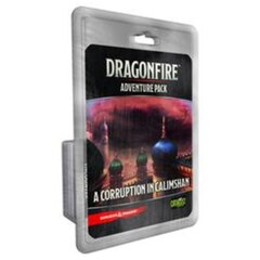 Dragonfire Adventure Pack: Corruption in Calimshan