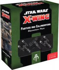 Star Wars X-Wing - Fugitives and Collaborators