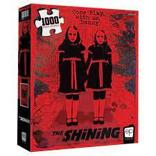 1000 Piece Puzzle - The Shining Come Play With Us