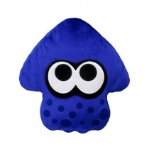 Splatoon 2 Cushion (Bright Blue)