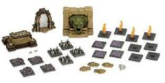 WizKids: Icons of The Realms - Tomb of Annihilation - Tomb and Traps Set (72873)