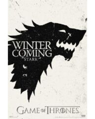 Poster: Game of Thrones Winter is Coming (24x36) (160638)
