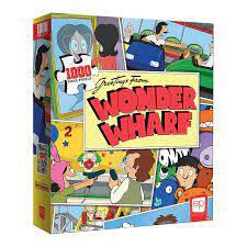 1000 Piece Puzzle - Bob's Burgers Greetings from Wonder Wharf