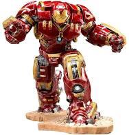 Marvel Avengers Age of Ultron Hulkbuster Statue (1/10 Scale) by Kotobukiya