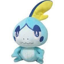 Pokemon: Sobble Sanei Plush