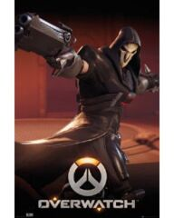 Poster: Overwatch Reeper (24x36) (160573)