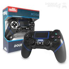 Old Skool: DOUBLE-SHOCK 4 Wireless Controller for PS4 (OS-7548)