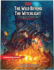 D&D 5th Ed: The Wild Beyond the Witchlight - A Feywild Adventure Book