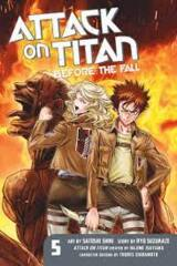 Attack on Titan - Before The Fall Vol. 5