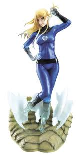 Kotobukiya Marvel X: Invisible Woman Bishoujo Statue