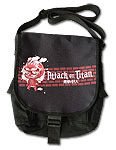 Attack on Titan - Titan Red Messenger Bag (11621)
