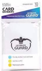 Ultimate Guard CARD DIVIDERS - white