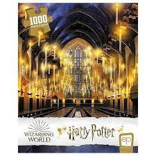 1000 Piece Puzzle - Harry Potter Great Hall