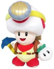 Captain Toad Sitting 7 Inch Plush