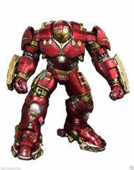 Avengers: Age of Ultron Hulkbuster Iron Man Action Hero Vignette 1:9 Scale Pre-Assembled Model Kit