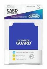 Ultimate Guard CARD DIVIDERS - blue