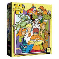1000 Piece Puzzle - Scooby Doo Those Meddling Kids