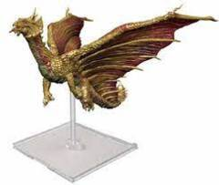 Dungeons & Dragons: Icons of the Realms - Tyranny of Dragons - Ancient Brass Dragon (71586)