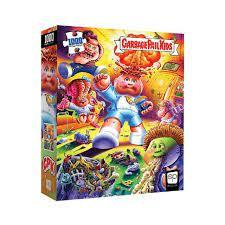 1000 Piece Puzzle - Garbage Pail Kids Home Gross Home