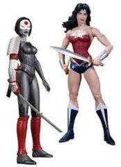 DC Comics: The New 52 - Wonder Woman vs Katana 2-pack Action Figure Set