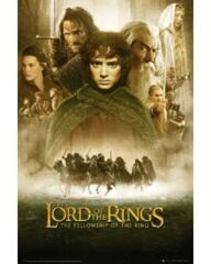 Poster: Lord of the Rings Movie (24x36) (160723)