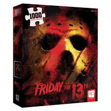 1000 Piece Puzzle - Friday the 13th