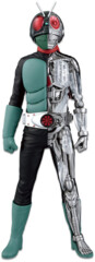 Masked Rider Series Internal Structure - Masked Rider 1 - Sakurajima Ver. Figure