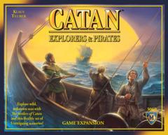Settlers of Catan: Explorers & Pirates