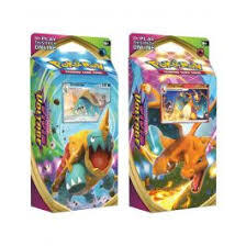 Pokemon Vivid Voltage: Theme Decks