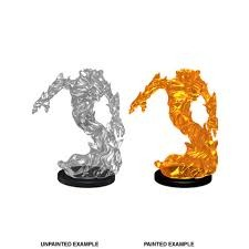 Pathfinder: Deep Cuts Unpainted Miniatures - Medium Fire Elemental