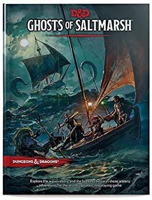 Ghost of Saltmarsh
