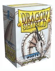 Dragon Shield 100 Count: White