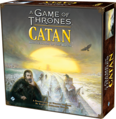 Game of Thones Catan: Britherhood of the Watch