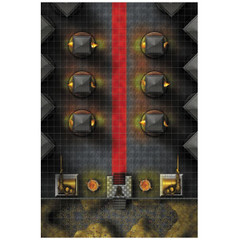 Throne Room Map