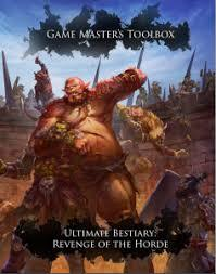 Game Master's Toolbox Ultimate Bestiary Hardcover