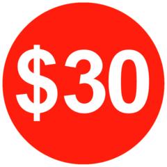 $30 Tournament