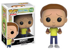 Rick and Morty Pop Morty